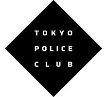 Tokyo Police Club (Champ) Photographic Print