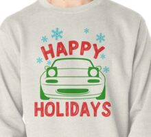 Happy Holidays - miata Pullover
