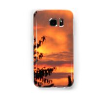 Milwaukee Sunset Samsung Galaxy Case/Skin