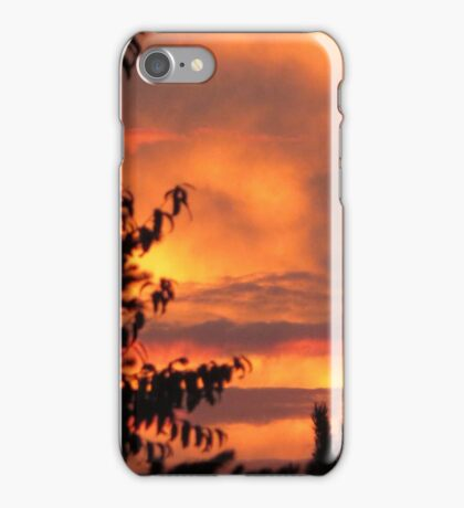 Milwaukee Sunset iPhone Case/Skin
