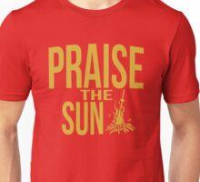 Praise the sun - gold Unisex T-Shirt