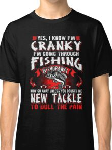 tackle fishing shirt Classic T-Shirt