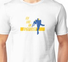 Pharah - Fly Like an Egyptian Unisex T-Shirt