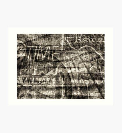 Gruene Hall 1 Art Print