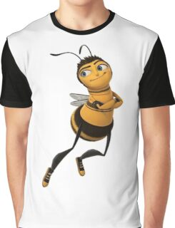 Barry B. Benson from the Bee Movie Graphic T-Shirt