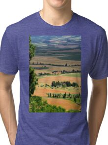 Countryside of Tuscany Tri-blend T-Shirt