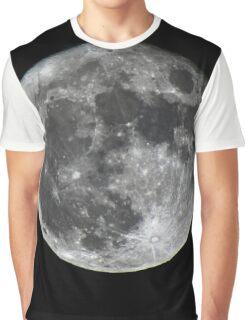 Supermoon Graphic T-Shirt