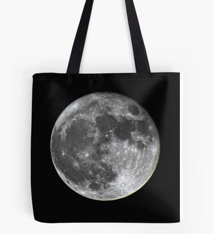 Supermoon Tote Bag