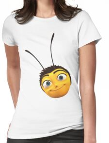 Barry B. Benson from the Bee Movie Womens Fitted T-Shirt