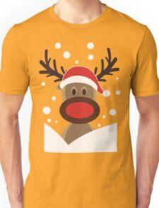 Funny Christmas Deer Unisex T-Shirt