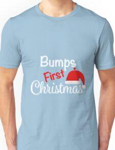 Bumps First Christmas shirt  Unisex T-Shirt