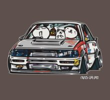 Crazy Car Art 0145 One Piece - Short Sleeve