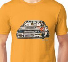 Crazy Car Art 0145 Unisex T-Shirt