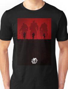 Warriors - Minimal Silhouette Poster Unisex T-Shirt