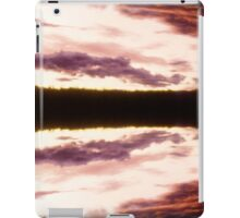 Rorschach's Sunset iPad Case/Skin
