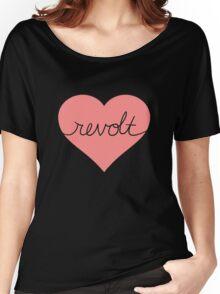 revolt Women's Relaxed Fit T-Shirt