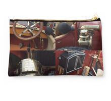 Clutch Block Studio Pouch