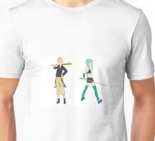 How to Train a Hit Man Unisex T-Shirt
