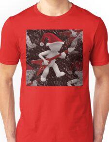 rockstar santa  Unisex T-Shirt