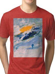 GLACIER Tri-blend T-Shirt