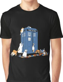 Time Travellers Graphic T-Shirt