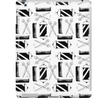 Barber Pattern iPad Case/Skin