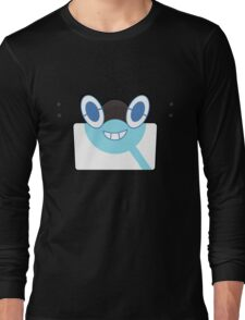 Rotom Dex Long Sleeve T-Shirt