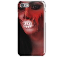 Please Don't Stare! iPhone Case/Skin