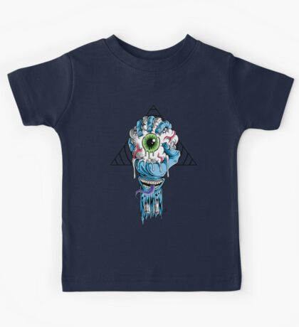 Hypnotic Eye Kids Tee