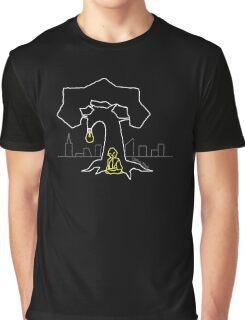 Uptown Monk Graphic T-Shirt