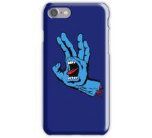 Spock-ta Cruz iPhone Case/Skin