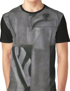 Charcoal Kitchen Graphic T-Shirt
