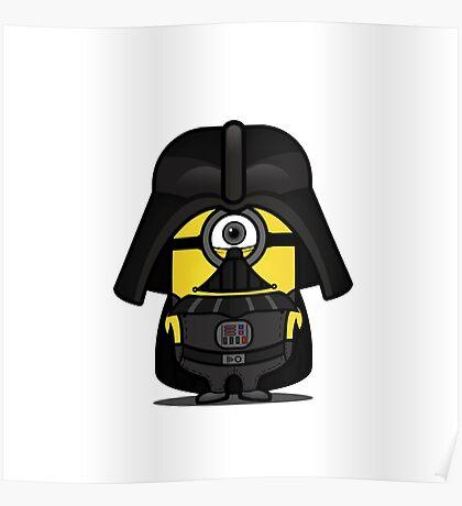 Mini IN Vader Poster