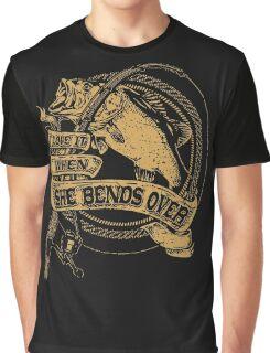 bend fishing shirt Graphic T-Shirt