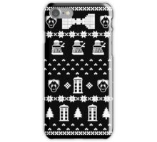 Doctor Christmas iPhone Case/Skin