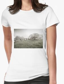 Rustic Womens Fitted T-Shirt
