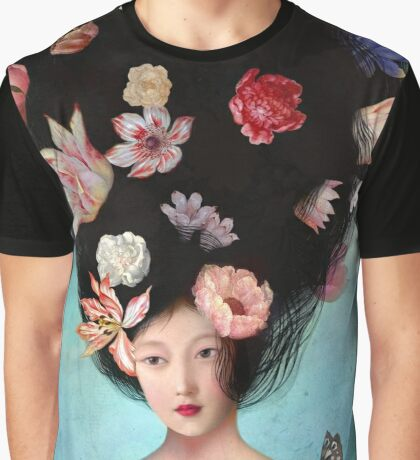 The Botanist's Daughter Graphic T-Shirt
