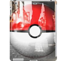 Pokemon when you're on the GO  iPad Case/Skin