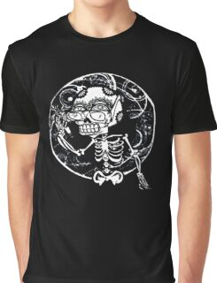 skull glasses Graphic T-Shirt