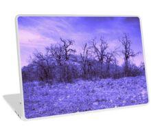 Purple Landscape Laptop Skin