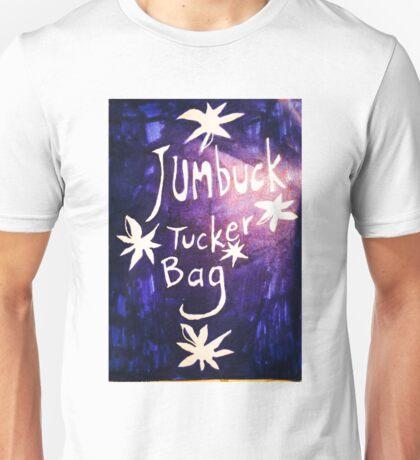 Jumbuck Tucker Bag with Light Effect Unisex T-Shirt