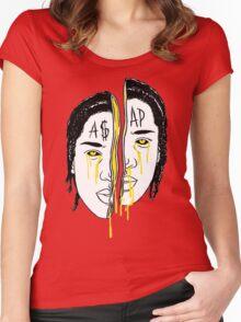 Asap Art Women's Fitted Scoop T-Shirt