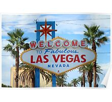 Welcome to Fabulous Las Vegas! Poster