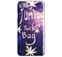 Jumbuck Tucker Bag with Light Effect iPhone Case/Skin