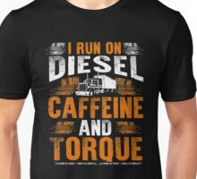 torque trucker t shirt Unisex T-Shirt
