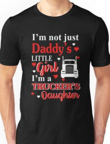 trucker's daughter t shirt Unisex T-Shirt
