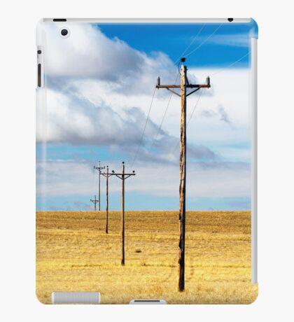 Prairie Scenic iPad Case/Skin