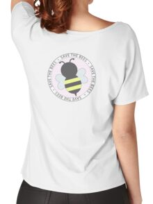 Bee Products - Save the Bees Women's Relaxed Fit T-Shirt