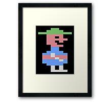Miner 2049er Framed Print