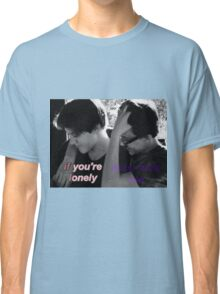 justin drew blake and raegan beast Classic T-Shirt